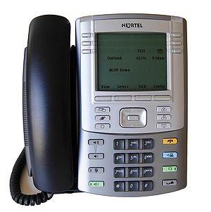 Nortel 1110 IP Phone (NTYS02AAE6, NTYS02BAE6)